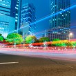 The light trails in shanghai — Stock Photo #32623221