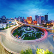 City Scape of the nanchang china — 图库照片