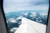 Aircraft wings — Stock Photo