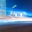 The light trails in shanghai — Stock Photo #32860019