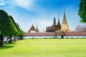 El gran palacio — Foto de Stock