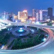 City Scape of the nanchang china — Foto de Stock