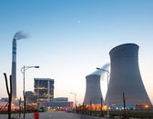 Nuclear energy — Stock Photo