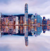 Victoria Harbor — Stock Photo