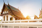 Gyllene pagod, grand palace — Stockfoto