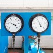 Ammeter and Voltmeter — Stock Photo