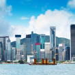 Hong Kong harbour — Stock Photo #36143137