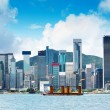 Stock Photo: Hong Kong harbour