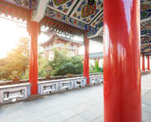 Historic Architecture of China. Forbidden City in Beijing, China — Stock Photo