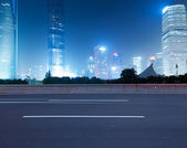 La vista de noche — Foto de Stock