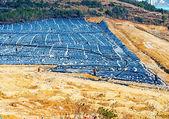 Landfill waste site — Fotografia Stock