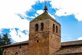 Santa Maria church in Ezcaray, Spain — Stock Photo