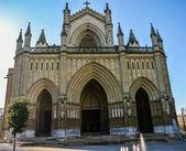 Maria Inmaculada Cathedral, Vitoria, Spain — Stock Photo