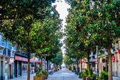Street of Vitoria — Stock Photo