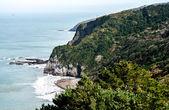 Den baskiska land kusten i spanien — Stockfoto