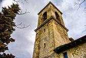 Nuestra Señora de la Asuncion church in Gopegi (Alava, Spain) — ストック写真