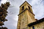 Nuestra Señora de la Asuncion church in Gopegi (Alava, Spain) — Stock Photo