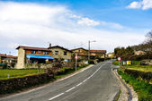 Street of Manurga (Alava, Spain) — Foto de Stock