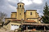 San Martin church of Manurga (Alava, Spain) — Foto de Stock