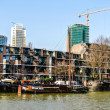 Stock Photo: View of Rotterdam (Holland, Europe)
