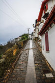 Street of Getxo (Vizcaya, Spain) — Foto de Stock