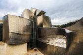 The modern Guggenheim museum — Stock Photo
