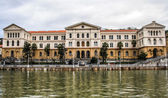 The University of Deusto in Bilbao (Vizcaya, Spain) — Stock Photo