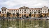 The University of Deusto in Bilbao (Vizcaya, Spain) — Stock Photo
