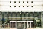 The modern museum ARTIUM in Vitoria (Basque Country, Spain) — Foto Stock