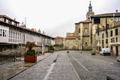 The Machete Square in Vitoria (Alava, Spain) — ストック写真