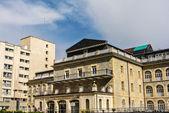 Santiago Apostol public hospital in Vitoria (Alava, Spain) — Stock Photo