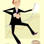 Good day, good business good news — Stock vektor