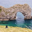 Durdle Door in Dorset - Foto Stock