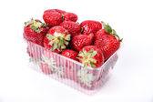 Straeberries — Stock Photo
