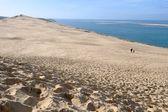 Dune du Pyla, Arcachon, France — Stock Photo