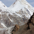 Kyrgyzstan - Khan Tengri (7,010 m). — Stock Photo