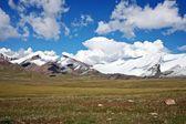 Tien Shan mountains, Kyrgyzstan — Stock Photo