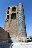 Bibi khaym mezquita en samarkand, uzbekistán — Foto de Stock