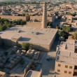 Ancient city of Khiva, Uzbekistan — Stockfoto