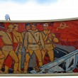 The Zaisan Tolgoi - Monument for Soviet Military in Ulaanbaatar - Stock Photo