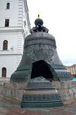 Tsar kung bell är den största i världen, Kreml, Ryssland — Stockfoto