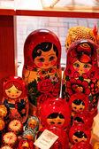 Matryoshkas — Stock Photo