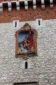 St florian s gate, krakow — Stockfoto