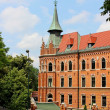 Wawel Castle in Cracow, Poland — Stock Photo