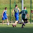 Amateur football, Malopolska, Poland — Stockfoto
