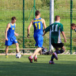 Amateur football, Malopolska, Poland — Foto de Stock