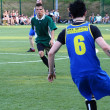 Amateur football, Malopolska, Poland — 图库照片