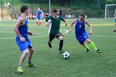 Amateur football, Malopolska, Poland — Stock Photo