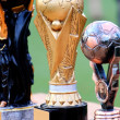 Simple soccer trophies — Stock Photo #29148975