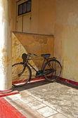 古いバイク、自転車 — ストック写真